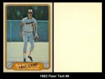 1982 Fleer Test #8