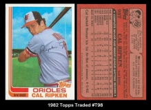 1982 Topps Traded #T98