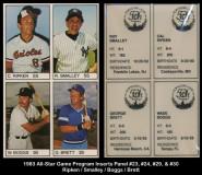 1983-All-Star-Game-Program-Insert-Panel-23-24-29-30