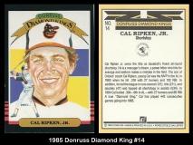 1985 Donruss Diamond King #14