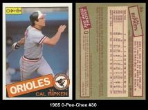 1985 O-Pee-Chee #30