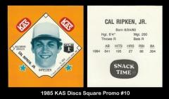 1985 KAS Discs Square Promo #10