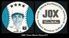 1985 Thom McAn Discs #17