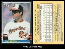 1985 Donruss #169