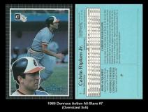 1985 Donruss Action All-Stars #7