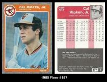 1985 Fleer #187