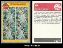 1985 Fleer #626