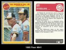 1985 Fleer #641