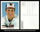 1985 Orioles Postcards #24 Best Wishes Facsimile Auto
