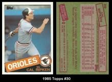1985 Topps #30