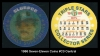 1986 Seven-Eleven Coins #C3 Central