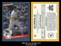 1986 Donruss All-Stars #14