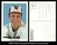 1986 Orioles Postcards #15 Black Facsimile Auto
