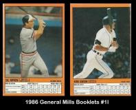 1986 General Mills Booklets #1I