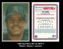 1986 Sportflics #57