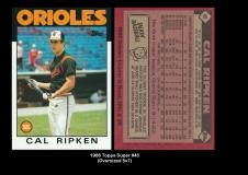 1986 Topps Super #45