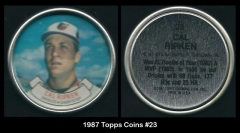 1987 Topps Coins #23