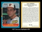 1987 Donruss Highlights #38