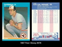 1987 Fleer Glossy #478