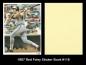 1987 Red Foley Sticker Book #118