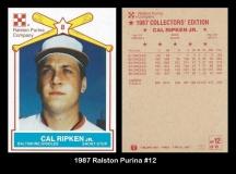 1987 Ralston Purina #12