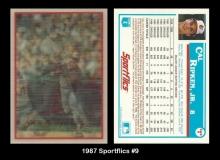 1987 Sportflics #9