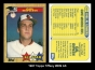 1987 Topps Tiffany #609 AS