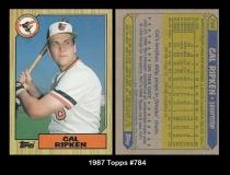1987 Topps #784