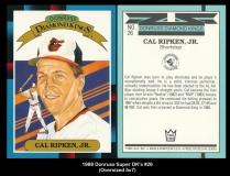 1988 Donruss Super DK's #26