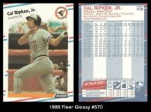 1988 Fleer Glossy #570
