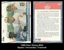 1988 Fleer Glossy #635