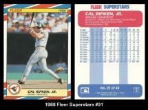 1988 Fleer Superstars #31