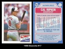 1988 Bazooka #17