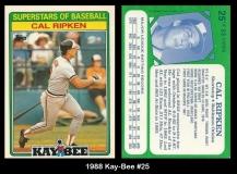 1988 Kay-Bee #25