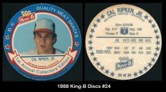 1988 King-B Discs #24