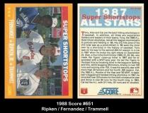 1988 Score #651