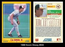 1988 Score Glossy #550