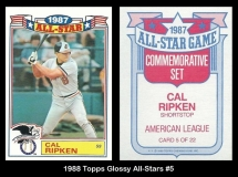 1988 Topps Glossy All-Stars #5