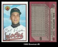 1989 Bowman #9