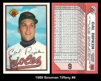 1989 Bowman Tiffany #9