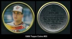 1989 Topps Coins #50