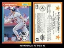 1989 Donruss All-Stars #5