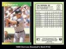1989 Donruss Baseballs Best #142