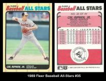 1989 Fleer Baseball All-Stats #35