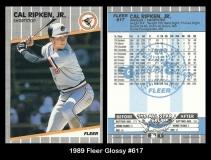 1989 Fleer Glossy #617