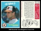 1989 Baseball Card Magazine Insert #16