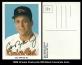 1989 Orioles Postcards #26 Black Facsimile Auto