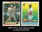 1989 O-Pee-Chee Stickers #237 w Ozzie Smith #45