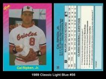 1989 Classic Light Bue #56