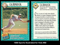 1989 Sports Illustrated For Kids #69